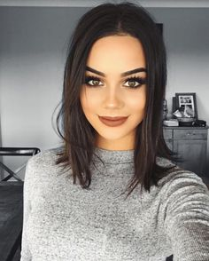 "ISABELLA FIORI on Instagram: ""Add me on snapchat bella_fiori Lippie is @doseofcolors 'cork' Top is @nakdfashion"""