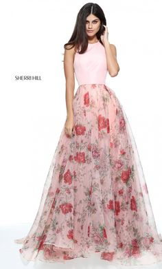 Sherri Hill 51201 fairy tale ball gown prom or pageant dress #ipaprom