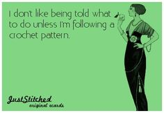 ) Hilarious Crochet Memes That Could Have Been Written For Us) Knitting Quotes, Knitting Humor, Crochet Humor, Funny Crochet, Crochet Yarn, Crochet Crafts, Crochet Stitches, Crochet Patterns, Yarn Crafts