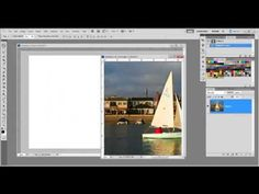 Enlarging an Image with Content-Aware Scale in Photoshop