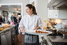 Farm-to-table Southern fare coming soon to SoDa Row with Chef Jen Gilroy.