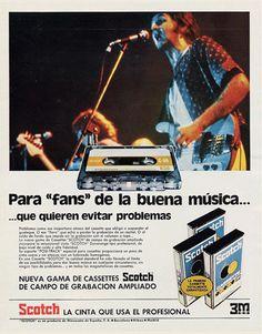 La marca Scotch, fabricante de productos tan conocidos como su cinta adhesiva o el estropajo Scotc brite también fabrica cintas de cassette, llegando a conseguir un producto de bastante calidad.