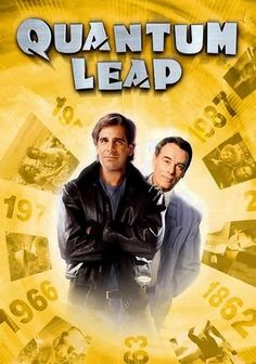 """Quantum Leap (1989) There's no telling where Sam Beckett (Scott Bakula) will wake up next in this time-bending science-fiction series about a physicist trapped in the past as he """"leaps"""" into the bodies of people who lived within his own lifetime -- and need his help. Sam's travels are disorienting, to say the least. But aid comes in the form of Al (Dean Stockwell), a friend from the future who appears as a hologram and guides him through each strange new scenario."""