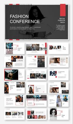 Powerful & Fashion Model Presentation Template – Original and high quality PowerPoint Templates do Template Web, Powerpoint Design Templates, Ppt Design, Slide Design, Brochure Design, Logo Design, Website Template, Booklet Design, Design Layouts