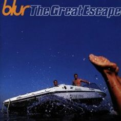 18. Blur - The Great Escape    #music #musik #britpop #british #blur    compiled by musikexpress.