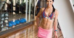 Com este treinamento intervalado, você fica menos de 30 minutos na esteira ou no transport para ver os resultados. Afinal, nem Bella Falconi nem você têm tempo para passar horas na academia