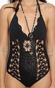 Crochet: Swim wear