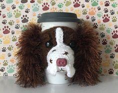 Springer Spaniel Mug (Cozy) - Dog Cup (Cozy) - Dog Mug (Cozy) - Springer Spaniel Pup - Dog Mama - Crazy Dog Lady - Fur Kid - Fur Babies