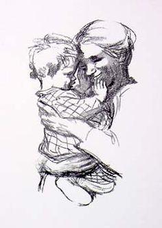 Google Image Result for http://2.bp.blogspot.com/_5b9L9buMSjo/Sewz3Lbj8zI/AAAAAAAAAS8/cPivMxTqt2A/s400/Mother_and_Child_Kollwitz_Kathe.jpg
