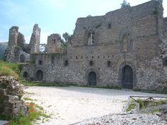 Caserta Vecchia - Ruins of the medieval castle