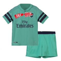 3807fec2a Kids Arsenal 2018-19 Top Third Kit  M690 . cheapsoccerjersey · Arsenal Shirts  jerseys · Infant Arsenal 2018-19 Top Home Jersey ...