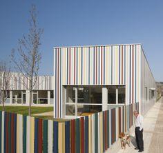 Nursery in Zarautz / Ignacio Quemada Arquitectos