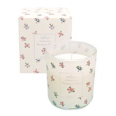 GreenGate Helena & Hailey - Sfeer & Scent Latte Cups, Bella Rose, Scented Candles, Dinner Plates, Tea Towels, Gates, Glass Of Milk, Stoneware, Candle Holders