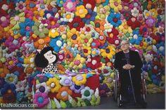Fiesta en Argentina para celebrar los 50 años de Mafalda - http://www.leanoticias.com/2014/09/16/fiesta-en-argentina-para-celebrar-los-50-anos-de-mafalda/