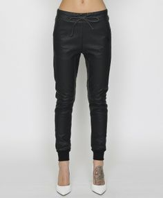 Just purchased these sick python trackpants.  Love!