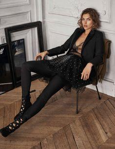 Musa, Vogue Australia, Editorial Fashion, Fashion Trends, Gareth Pugh, Vogue Russia, Lookbook, White Fashion, Vogue Paris