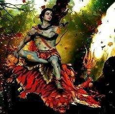 The Sound and the Light Shiva Shambo, Shiva Art, Hindu Art, Lord Krishna, Indian Art Gallery, Stage Yoga, Meditation France, Lord Shiva Painting, Lord Mahadev