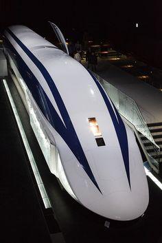 超伝導リニアMLX01-1 | Flickr - Photo Sharing!