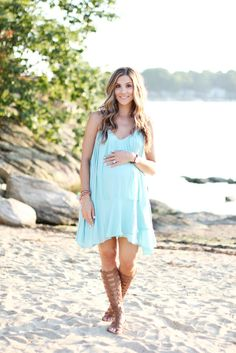 Forever 21 Chiffon Trapeze Dress, Maternity Style, Maternity Fashion by Summer Maternity Fashion, Stylish Maternity, Maternity Dresses, Maternity Style, Maternity Clothing, Maternity Wear, Pregnancy Looks, Pregnancy Outfits, Pregnancy Fashion