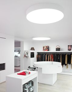 SUPERNOVA, Interior Ceiling Surface mounted light by Delta Light