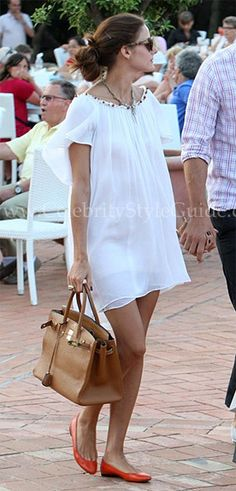 Olivia Palermo Style and Fashion - Diane Von Furstenberg New Nobi Cover Up Dress on Celebrity Style Guide
