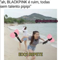 Memes Do Blackpink, Memes Funny Faces, Exo Memes, K Pop, Blackpink Twice, Blackpink Funny, Bts Imagine, Park Chaeyoung, Imagines