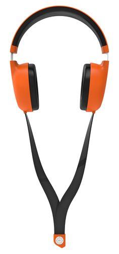 CONDUIT headphones on Behance, by Robin Stethem of STETHEM.COM