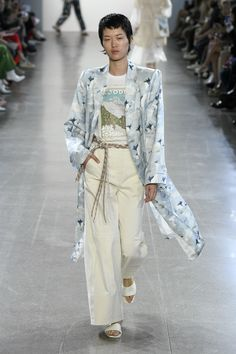 Claudia Li Spring 2019 Ready-to-Wear Collection - Vogue