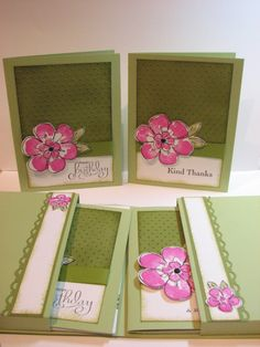 Signed with Ink: Flower Fancy Gift Set