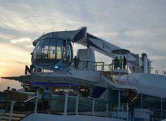 Royal Caribbean- Quantun of the Seas: The North Star