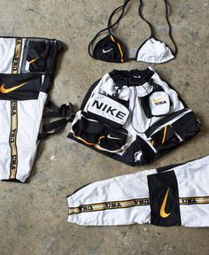 Cute Nike Outfits, Baddie Outfits Casual, Swag Outfits For Girls, Teen Girl Outfits, Chill Outfits, Cute Comfy Outfits, Cute Outfits For Kids, Teen Fashion Outfits, Cute Sweatpants Outfit