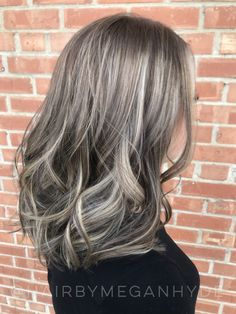 Ash Blonde Hair, Blonde Balayage, Dark Hair, Dark Blonde, Alien Makeup, Witch Makeup, Halloween Makeup, Fox Makeup, Dead Makeup