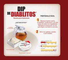 Dip de diablitos Retiro2