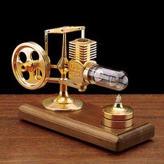 Classic Precision Stirling Engine