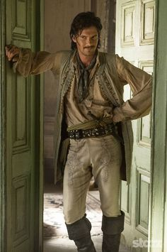 Black Sails ~ Jack Rackham