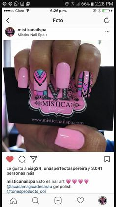 Lace Nail Art, Lace Nails, Shellac Nails, Nail Manicure, Summer Acrylic Nails, Summer Nails, Gorgeous Nails, Pretty Nails, Indian Nails