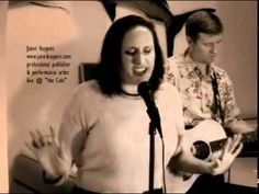 "5 years ago (before my open mic was at the Gallery Cabaret) I uploaded YouTube video of me singing, and John playing the guitar, covering the Mom's Favorite Vase song ""What We Need In Life"" with the ""Sepia Tone"" filter live 6/14/11 at the Cafe in Chicago."