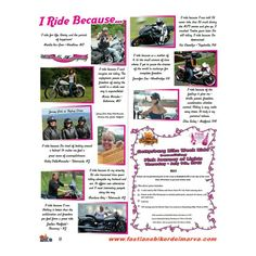FLBD shout out to women who ride! #flbd #ladybikers #bikers #bikersofpinterest #motorcycle