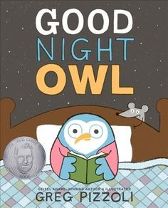 Good night Owl / Greg Pizzoli