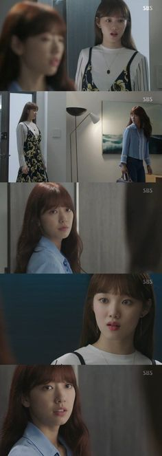[Spoiler] 'Doctors' Lee Seong-kyeong is shocked to see Park Shin-hye, who has become a doctor