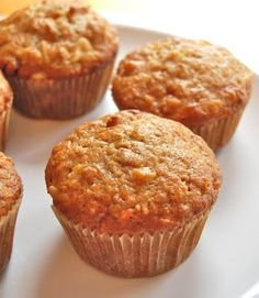 Good-for-you, hidden veggie muffins!