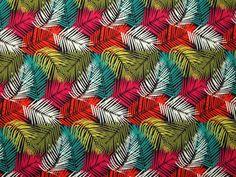 Canopee Digital Print 100% Cotton Dress Fabric Multicoloured | Fabric | Dress Fabrics | Minerva Crafts