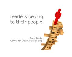 """""""I'm not doing this for you"""" - a new blog from the Center for Creative #Leadership"""