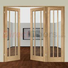 Image of Easi-Frame Oak Door Set, GOWOR-COEOP14R, 2005mm Height, 2194mm Wide.