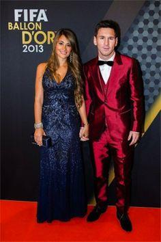 Mundial 2014:  fotos de los looks de los jugadores