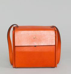 Sac Photo Neodyme Orange Nicolas Theil en vente chez L'Exception