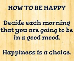 how to be happy...  Re-Pin please