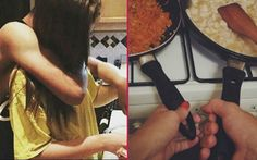 Yemek Yapmayı Seven Biriyle Sevgili Olanların Pek Şanslı Olduğuna 15 Güzel Kanıt - Yemek.com