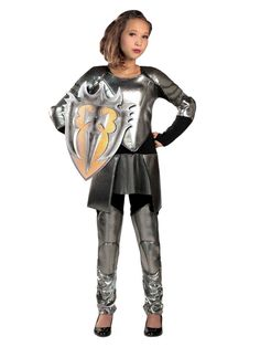 Cast a spell with Tween Warrior Snow Costume. Ultimate collection of Warriors & Villains Costumes for Halloween at PartyBell.