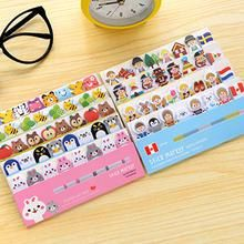 Office Binding Supplies Shop For Cheap Cute Rilakkuma Series Bookmark Clip Memo Clip Paper Clip Novelty Gift For Kids Beneficial To The Sperm